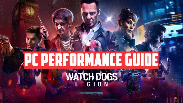 Watch Dogs Legion PC Performance Review – RTX 2060 Super Delivers the Next-Gen Console Experience (and More)
