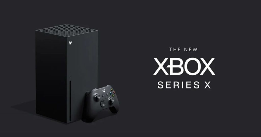 Xbox Series X Unboxed Console