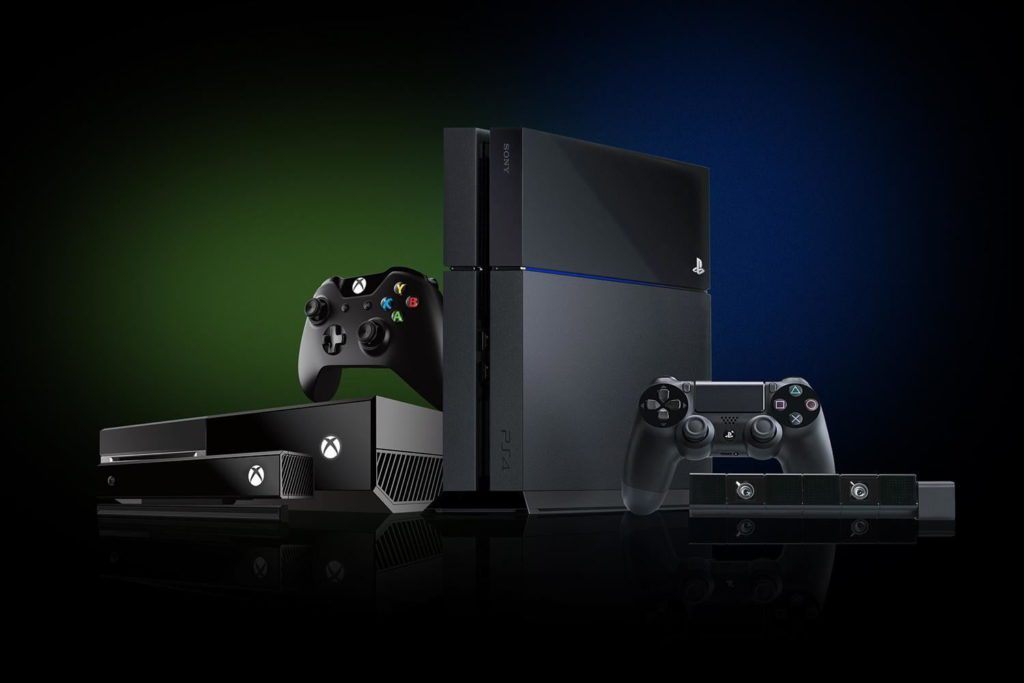 PS4 and Xbox One: Using AMD to power themselves