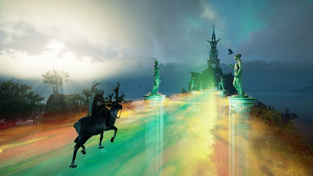 Bifrost in Assassin's Creed Valhalla