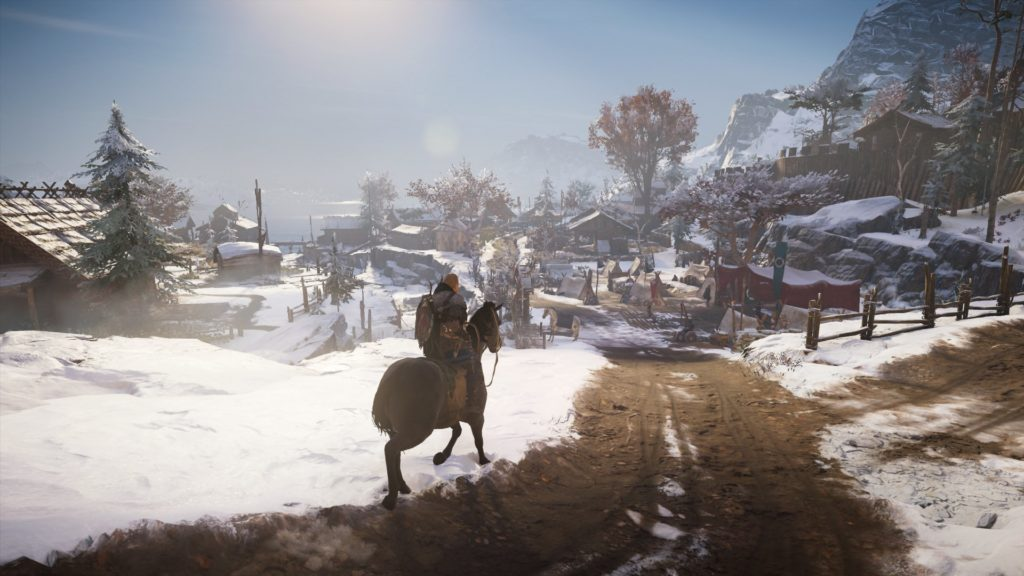 Norway City in Assassin's Creed Valhalla