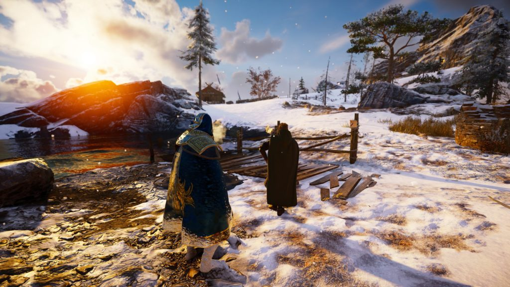 Norway Quest in Assassin's Creed Valhalla