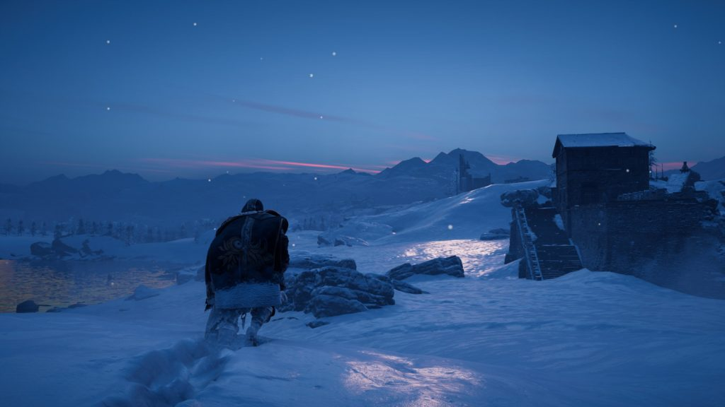 Norway exploration in Assassin's Creed Valhalla