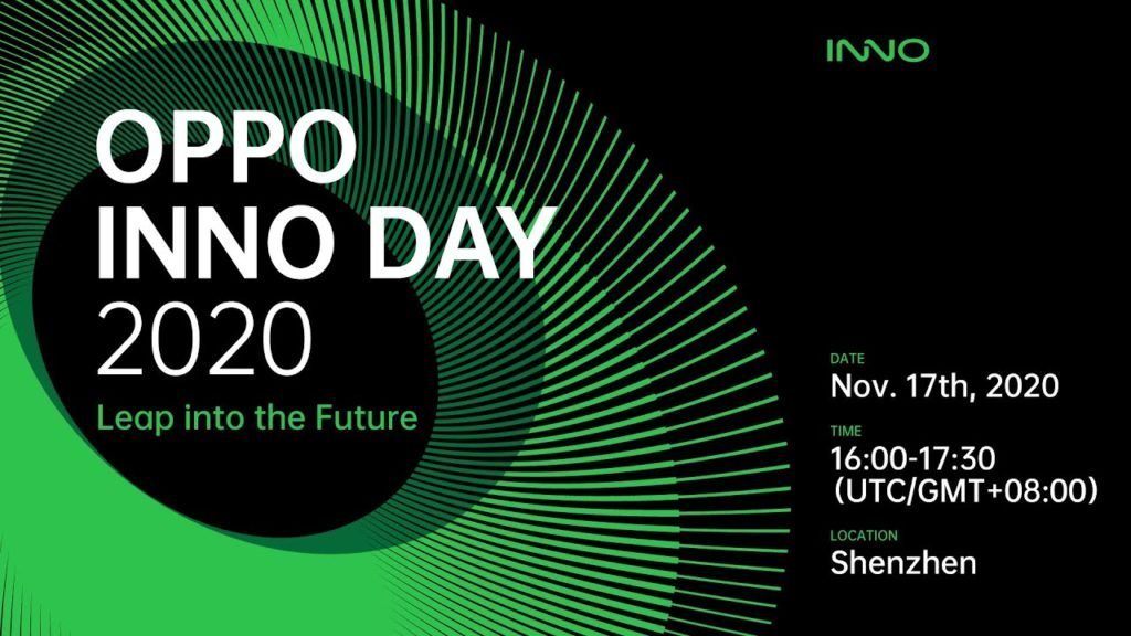 OPPO Shows Off Retractable Screen Smartphone Concept at INNO Day 2020