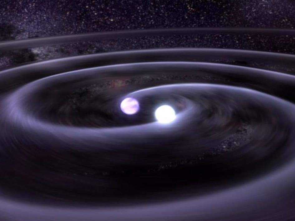 The exoplanet has been found orbiting a binary star system.
