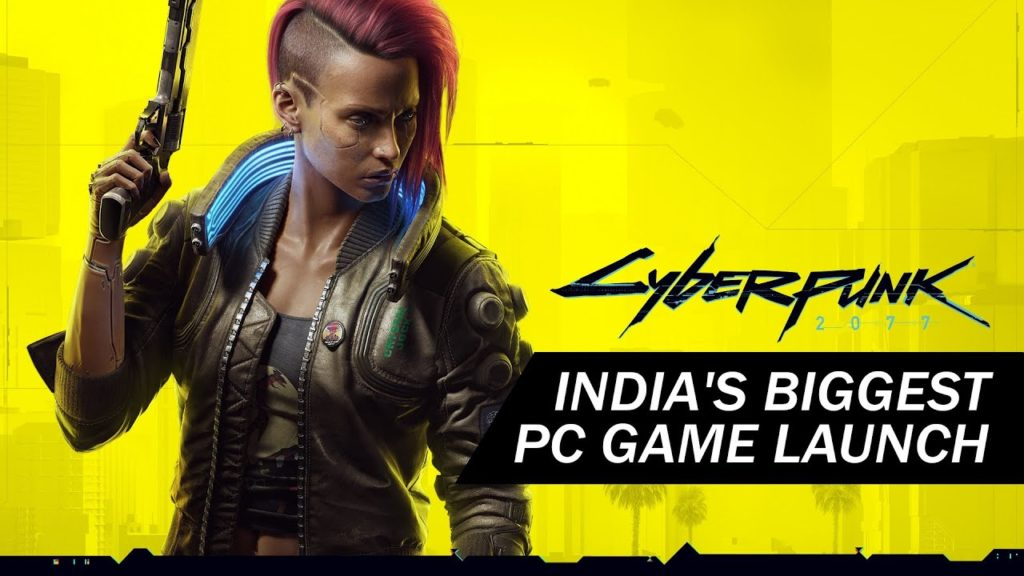 Cyberpunk 2077 India's best selling PC game