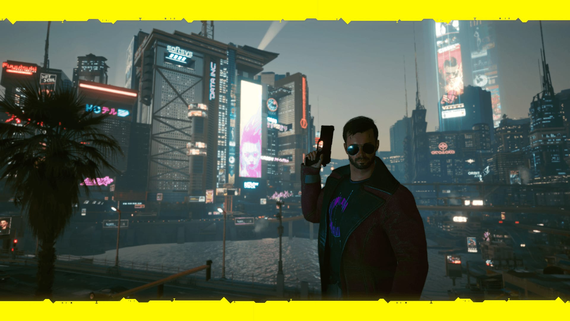 Night City Night - Cyberpunk 2077