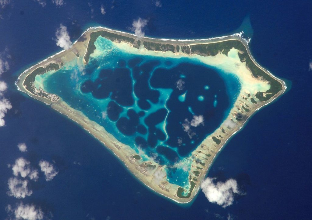 Some reef islands have been found to be growing amidst the rising seas.