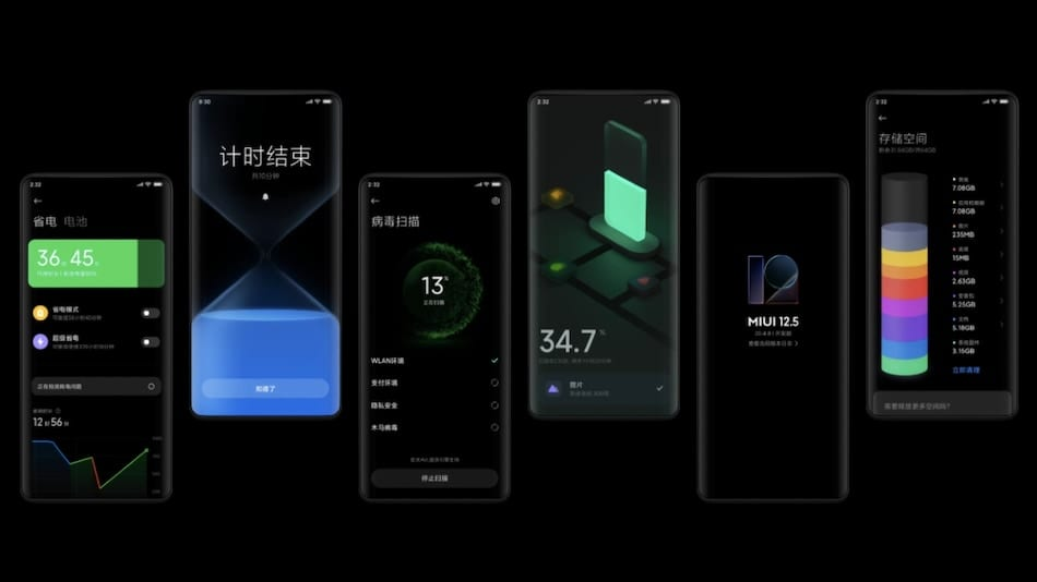 Xiaomi Announces MIUI 12.5 – New Features Explained | TechQuila