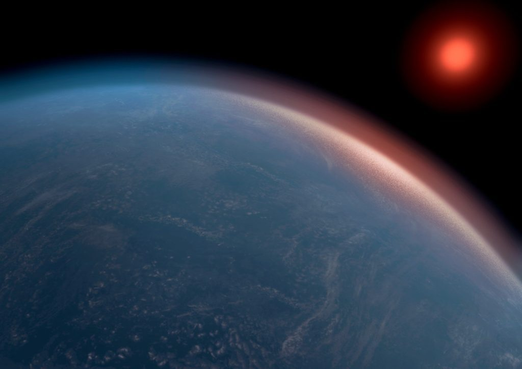 Astronomers have been hunting for exoplanets for a while now.