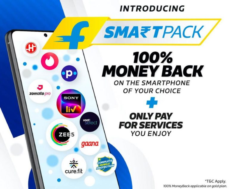 What is Flipkart SmartPack That Lets You Buy Smartphones for Free?