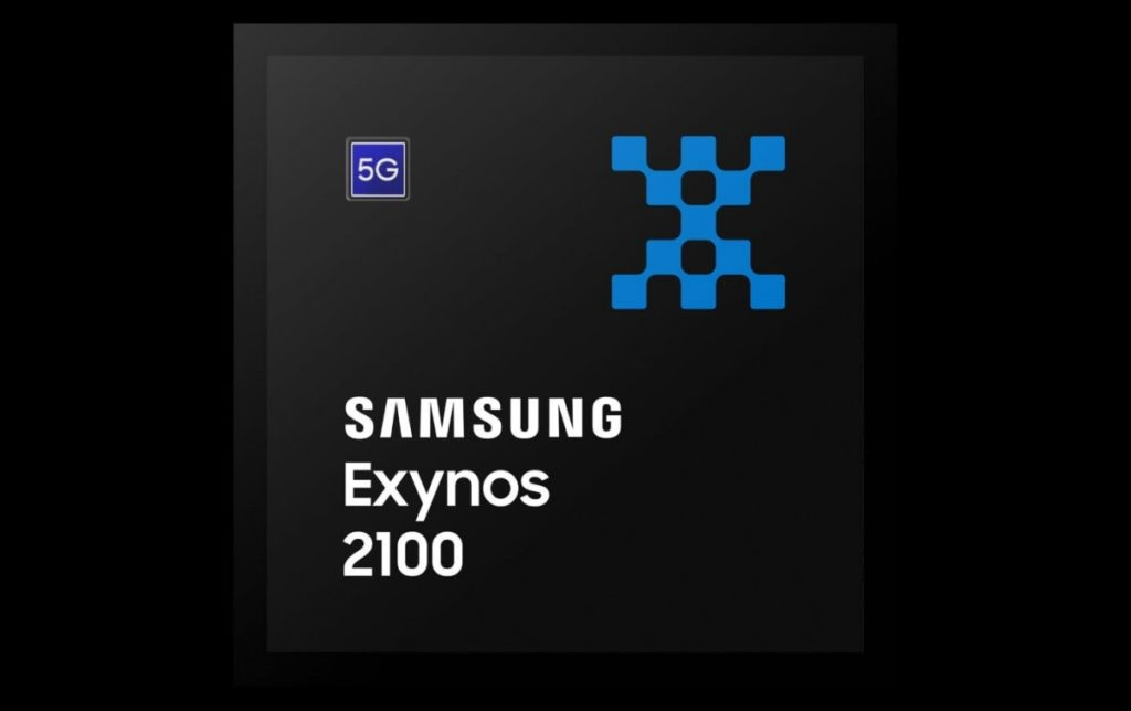 exynos 2100 official