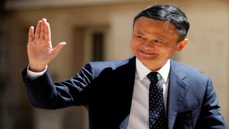 Alibaba founder Jack Ma resurfaces after nearly 3 months