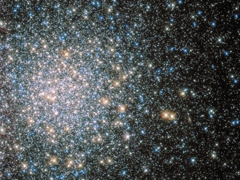 A Cluster of Stars Filled with Black Holes: New Discovery