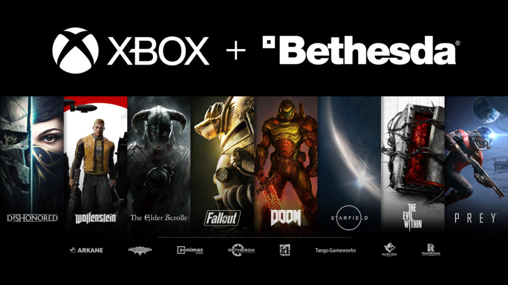Future Bethesda games would be exclusive to the Xbox and the PC, reveals Microsoft.