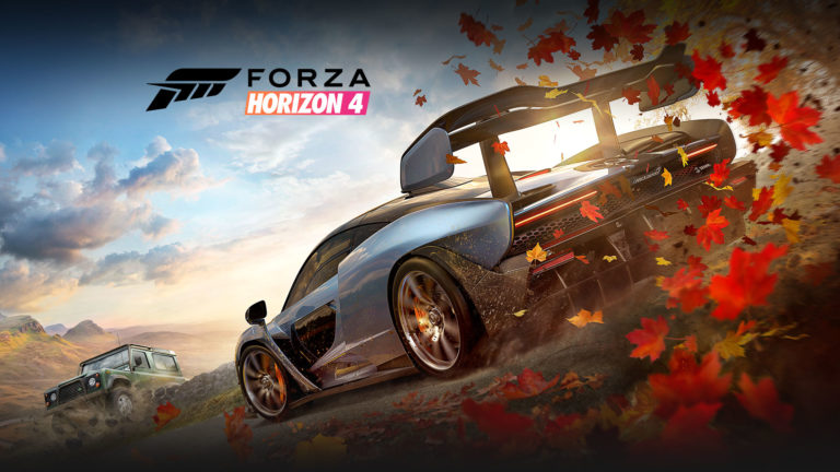 Forza Horizon 4 Now Available on Steam For Rs.1299