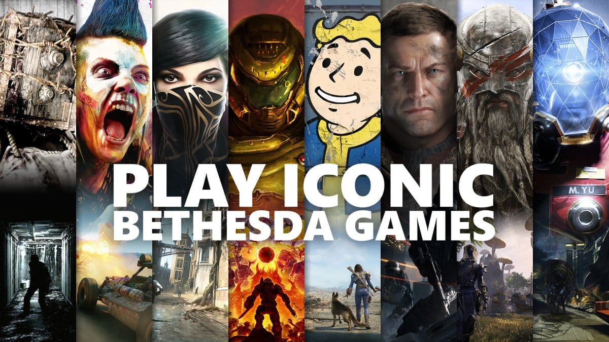 20 Bethesda Games Added to Xbox Game Pass, With More (Exclusives) On The Way