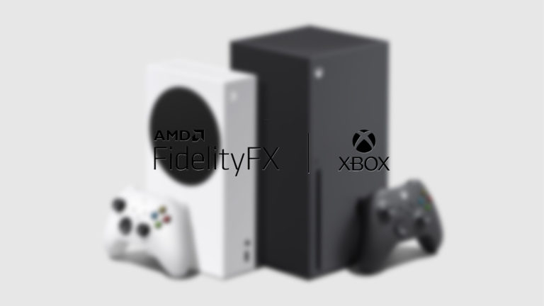 AMD FidelityFX Comes to Xbox Series X/S Consoles