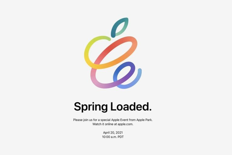 Siri Gets it Right – Apple 'Spring Loaded' Event Announced For April 20