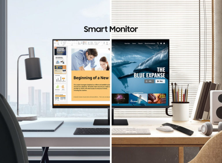 Samsung Smart Monitors Now Available To Purchase in India