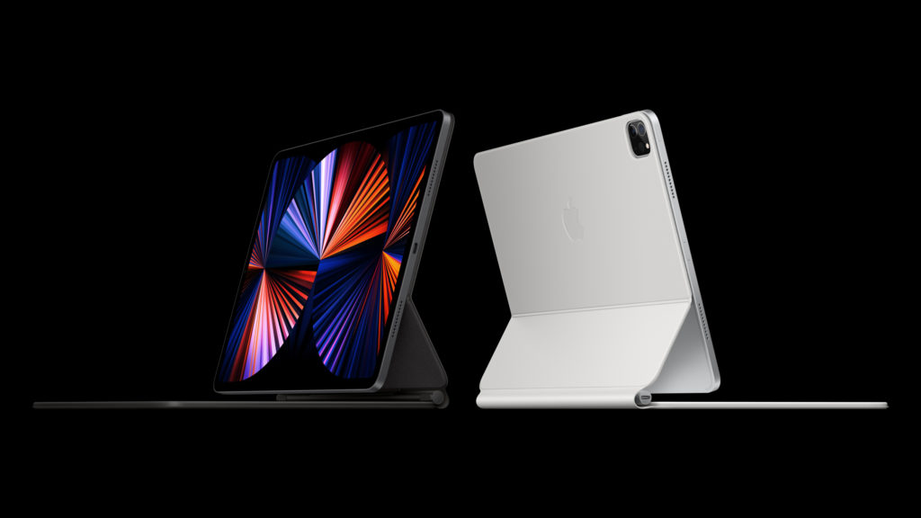 iPad Pro uses the M1 chipset based on ARM and lends huge performance benefits.