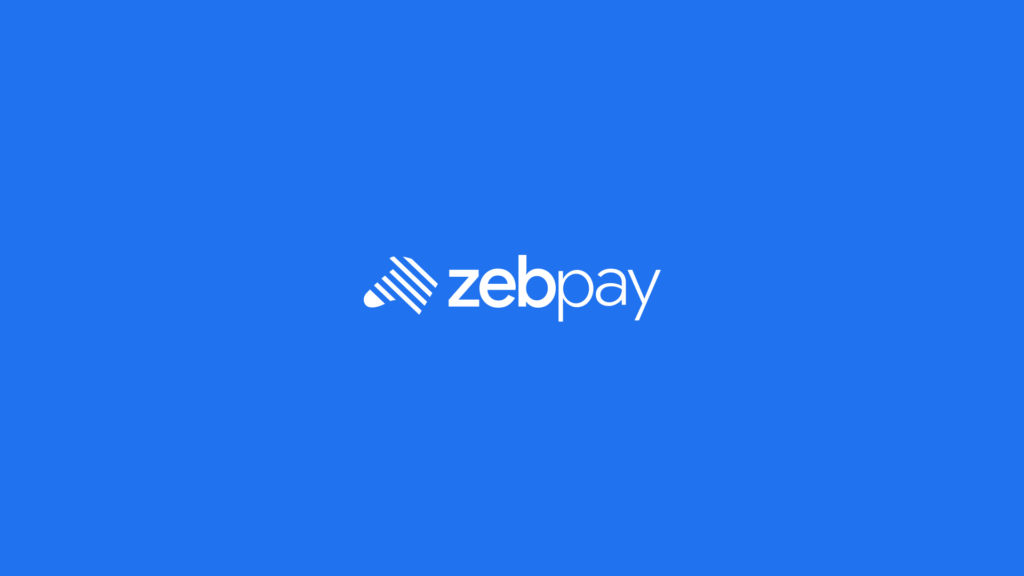 Zebpay Cryptocurrency wallet