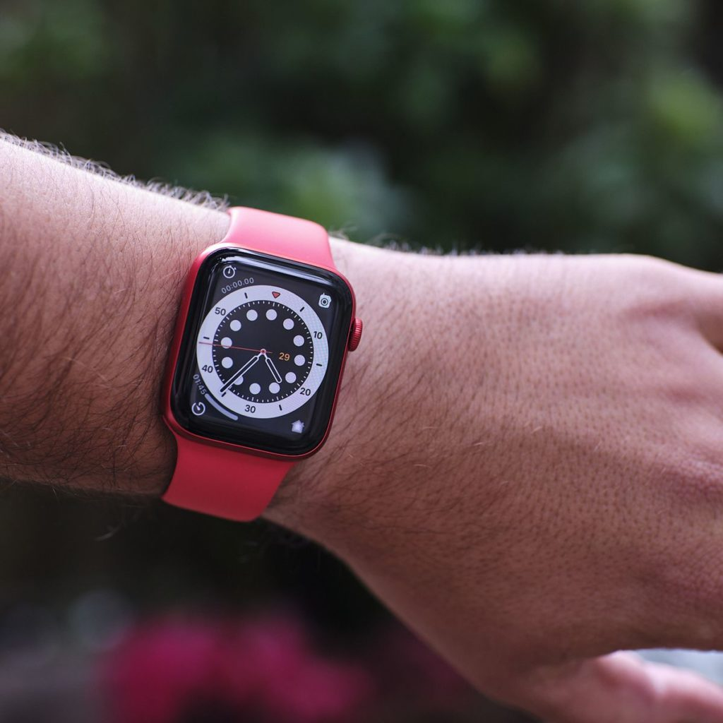 Apple Watch is one of the most recognizable smartwatches out there. Courtesy: The Verge
