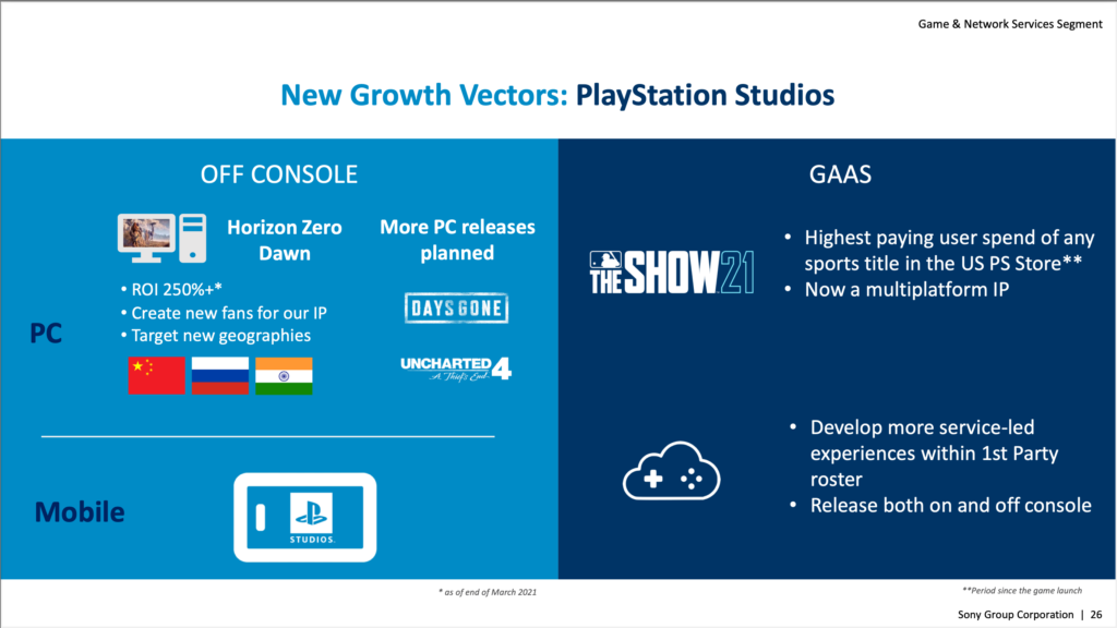 Uncharted 4 Coming To PC According to Sony Investors Document