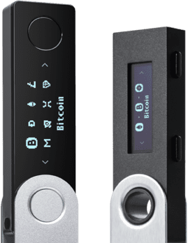 Ledger Nano Cryptocurrency wallet