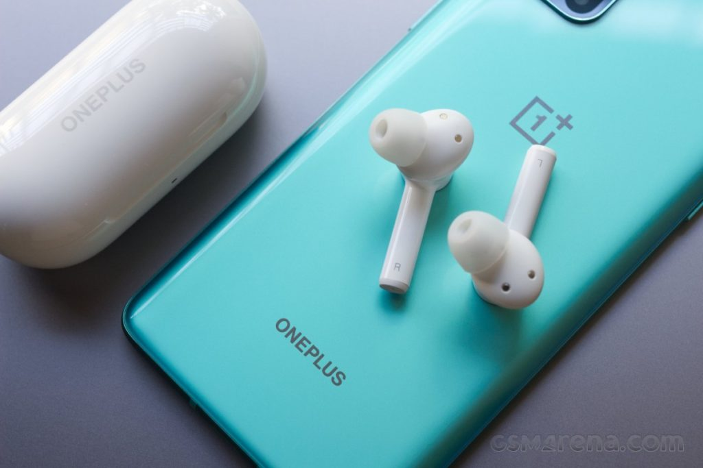 OnePlus Buds Z is one of the best TWS for under Rs. 5,000. Courtesy: GSMArena