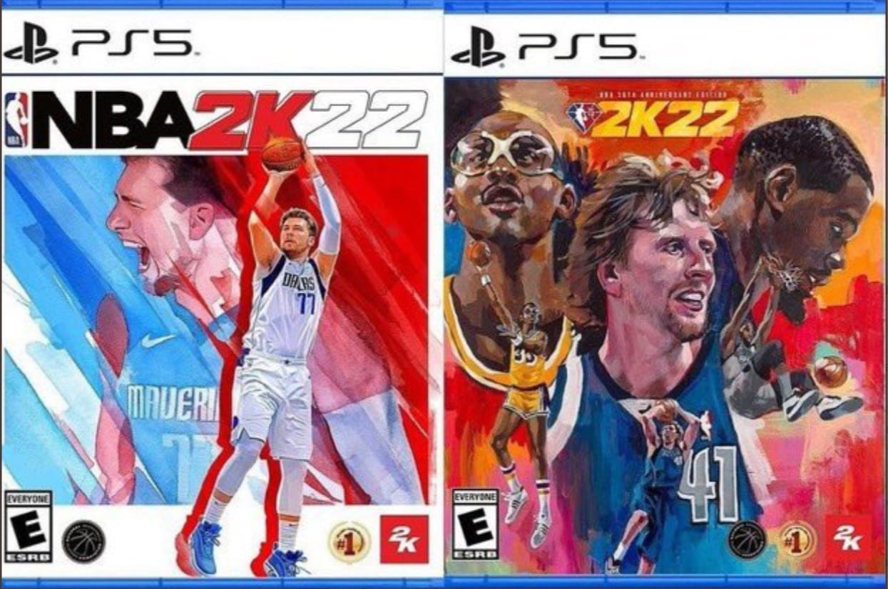 New Nba 2k22 Leaks Cover And Versions Revealed