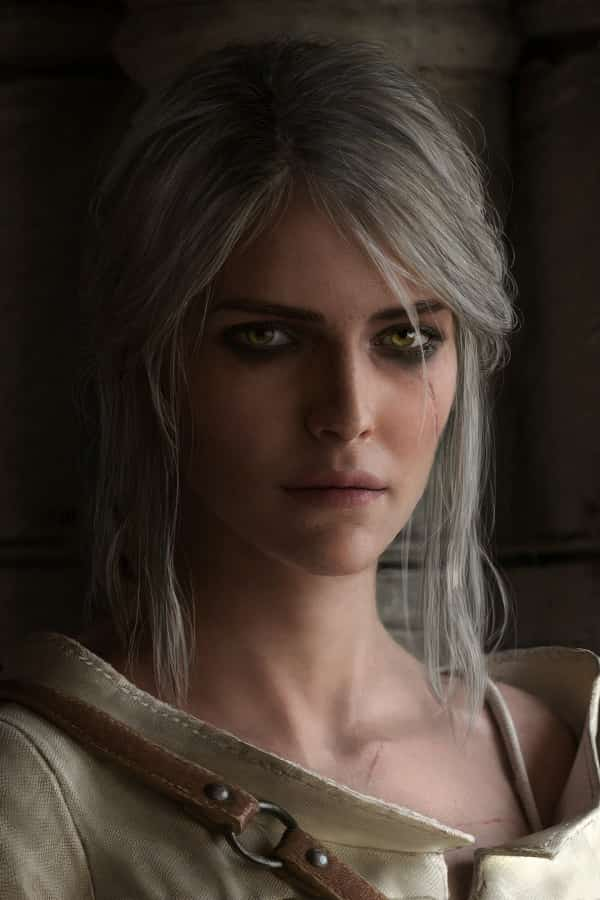Fan-Made Portraits of The Witcher 3 characters bring them to life