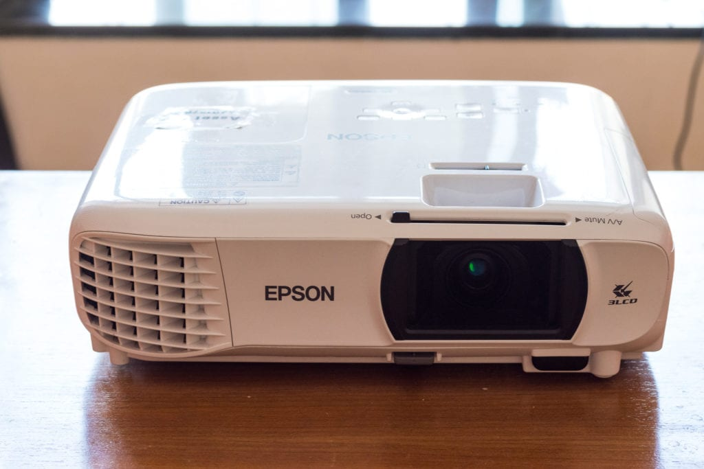 Epson TW650 Home Projector
