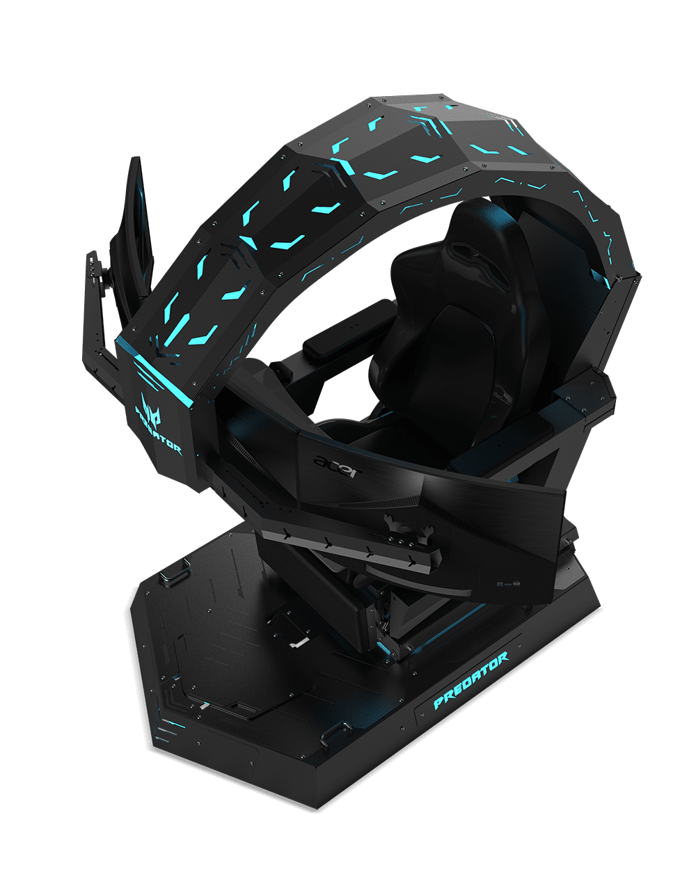 Acer Unveils Thronos Gaming Chair