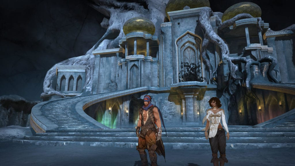 These Shots Depict The Beauty of Cel-Shaded Graphics (Prince of Persia)