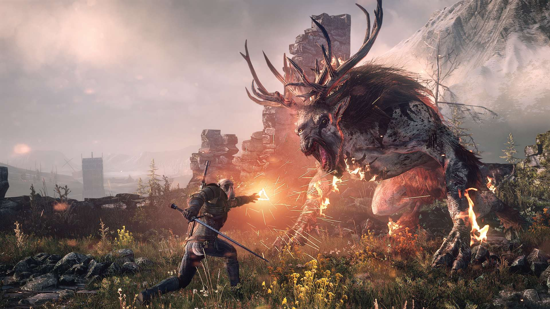 The Witcher 3: Wild Hunt vs Assassin's Creed Odyssey