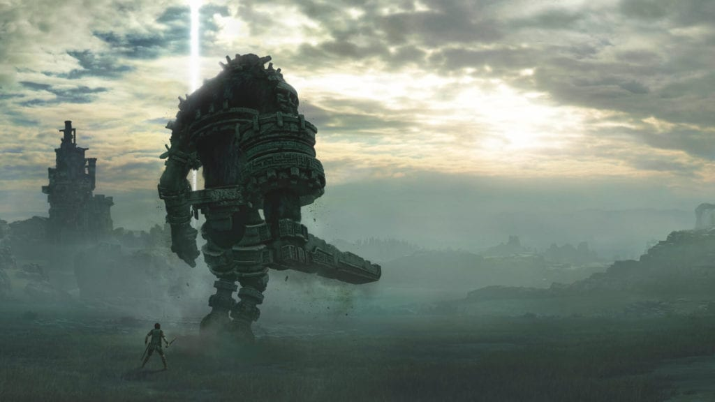 Shadow of the Colossus | PS4 Exclusive
