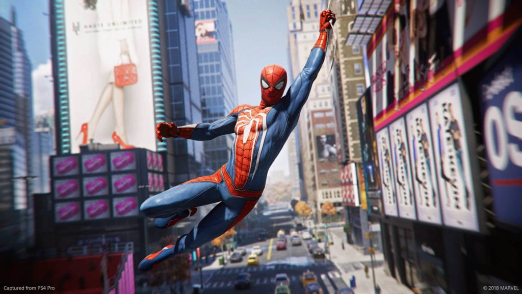 Marvel's Spider-Man 2018 | PS4 Exclusive