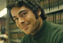 Zac Efron in Extremely Wicked Shockingly Evil and Vile in Ted Bundy biopic