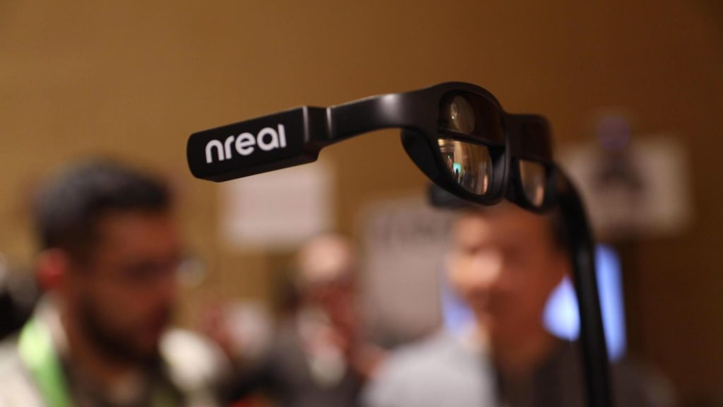 'Nreal Light' Mixed Reality Glasses Get A $16 Million Boost