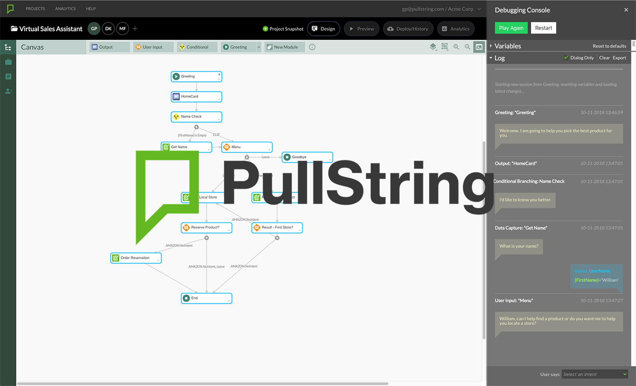 Apple reportedly acquires PullString to improve its voice strategy
