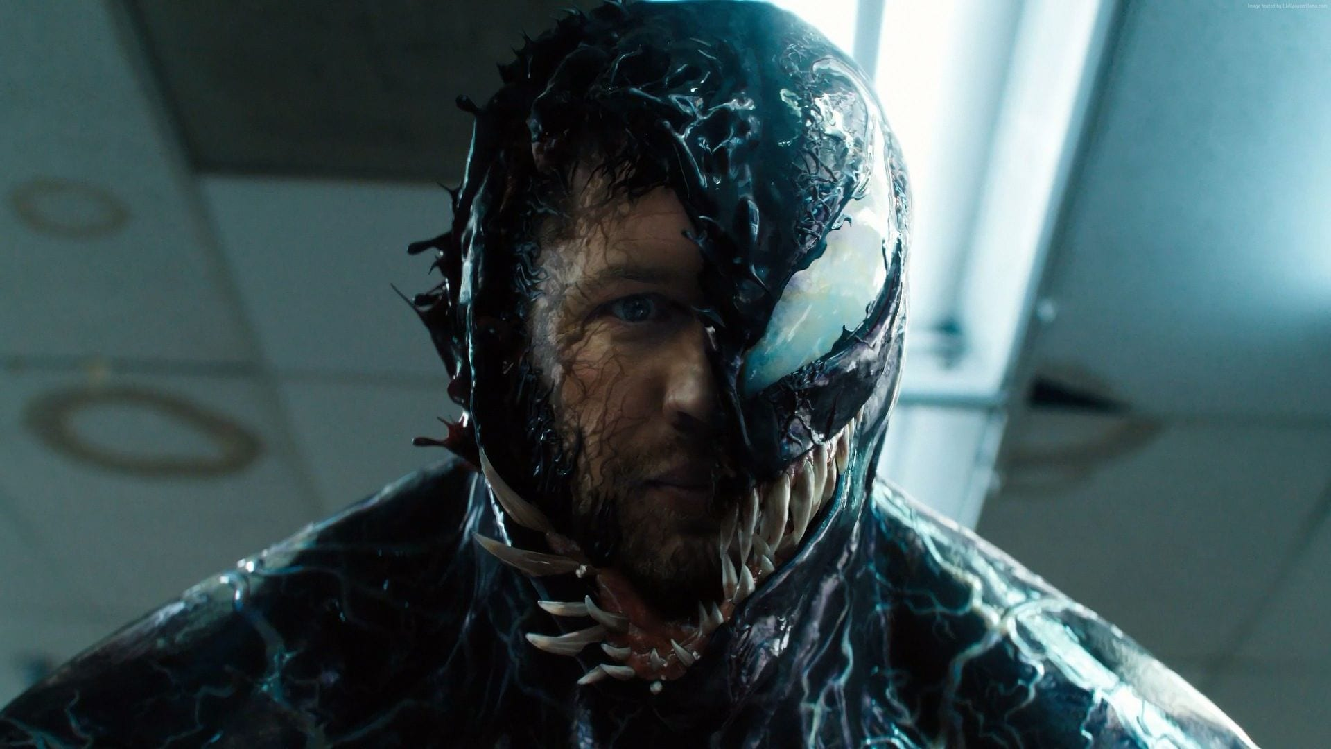 The 2 sides of Venom. Sony Marvel