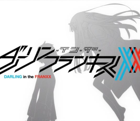 Darling in the FranXX Title Card